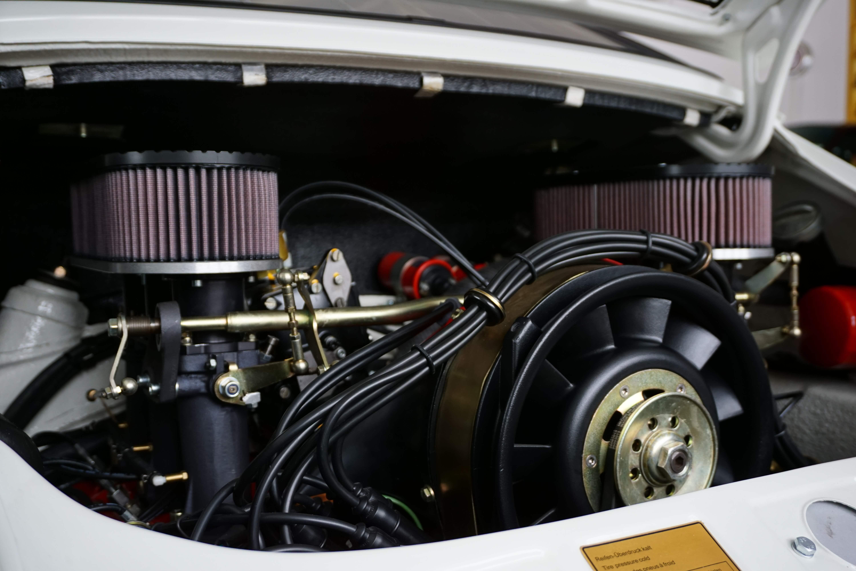 Motor luftgekühlt Doppelzünder RS 3.0